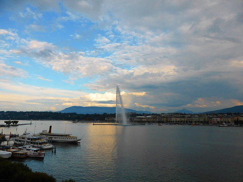 48 hours in Geneva, Switzerland, is a perfect city break weekend.
