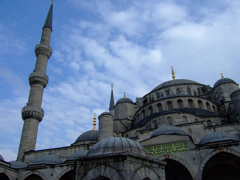 A Weekend in Istanbul