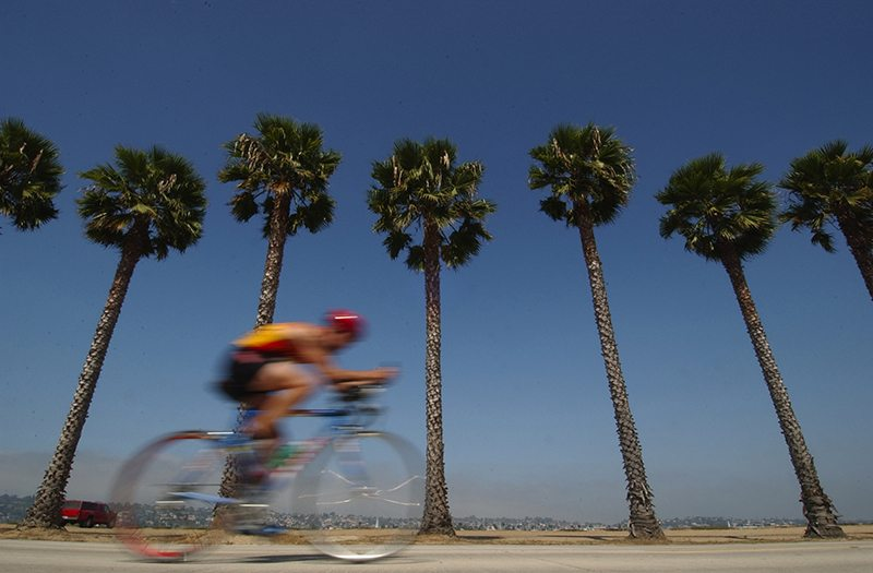 It is time to don the lycra and see San Diego, Calif., by bike. It is most pleasurable ways to enjoy this city is by cycling it