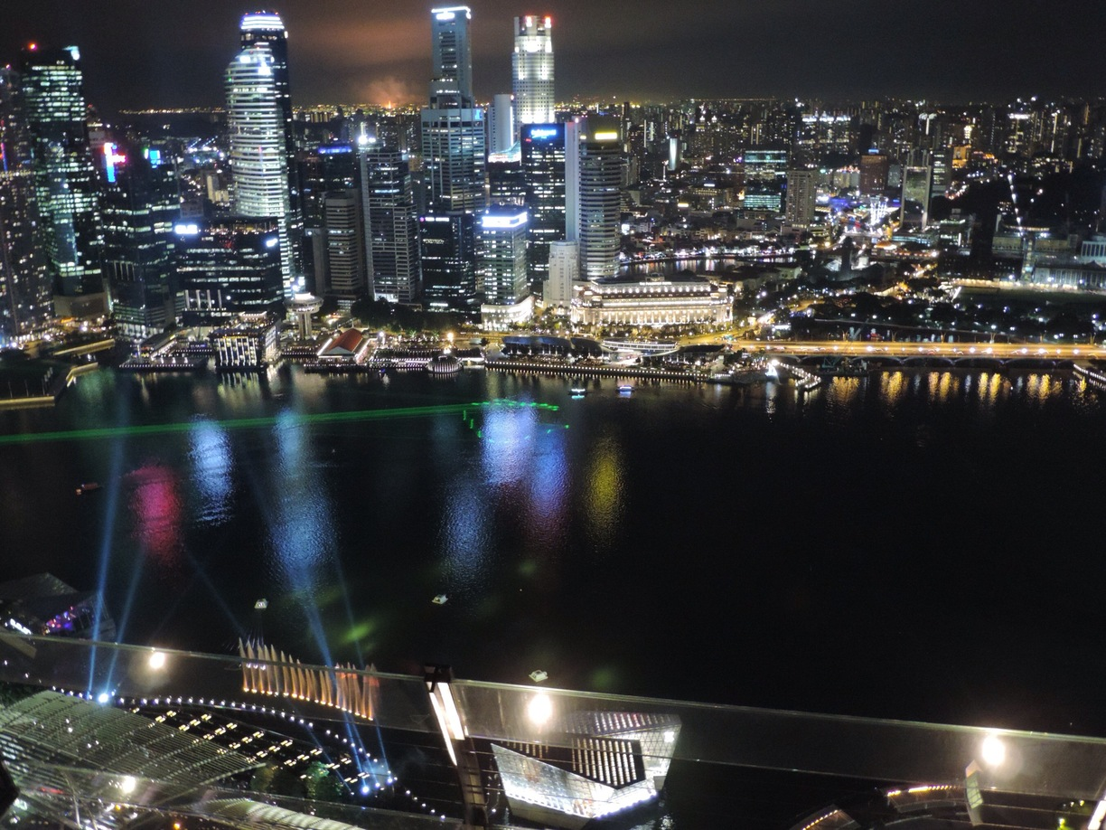 Singapore has earned the name of The Lion City indicating its strength and courage in facing many challenges, which it has throughout its history.