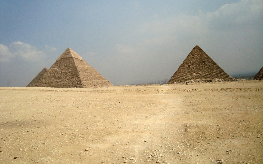 Exploring Giza Egypt