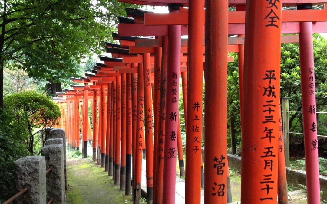 Explore Tokyo in the Land of the Rising Sun