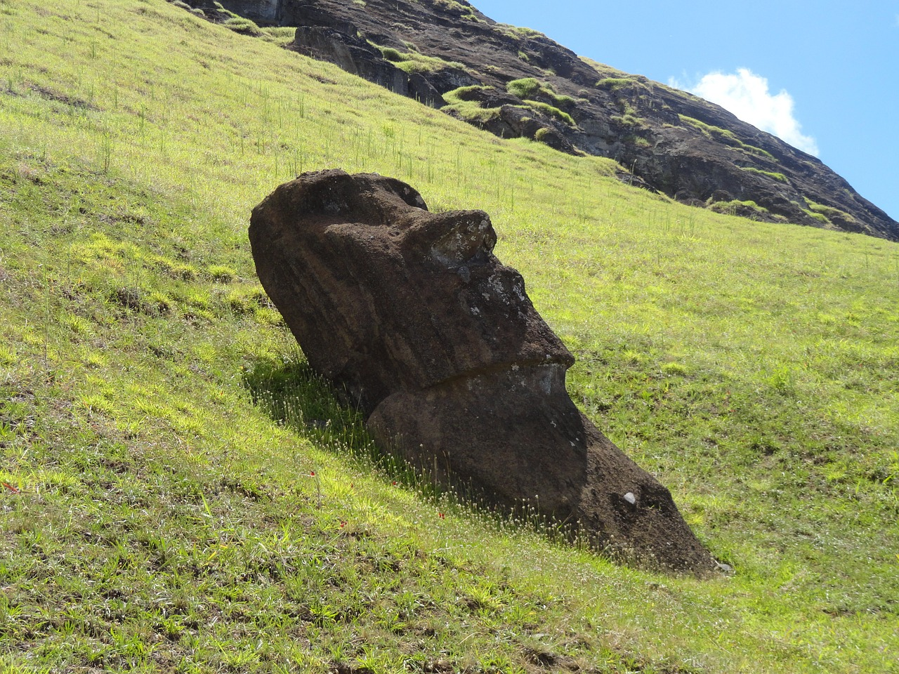 To explore Easter Island, will take a little ingenuity to get to, but once you are there, it will be well worth it.