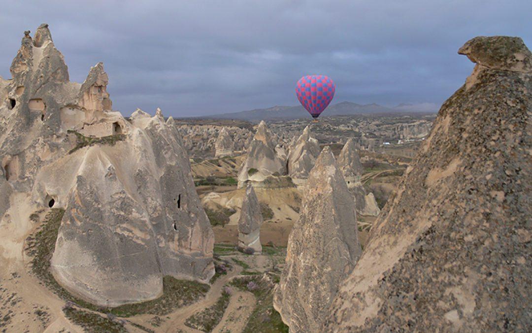 A Short Break – Hot Air Balloon Ride in the Cappadocia's