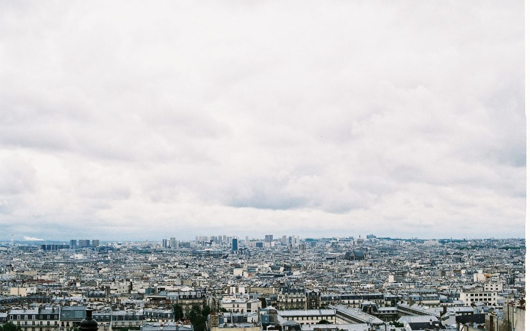 Lost in Paris – A Guest Post