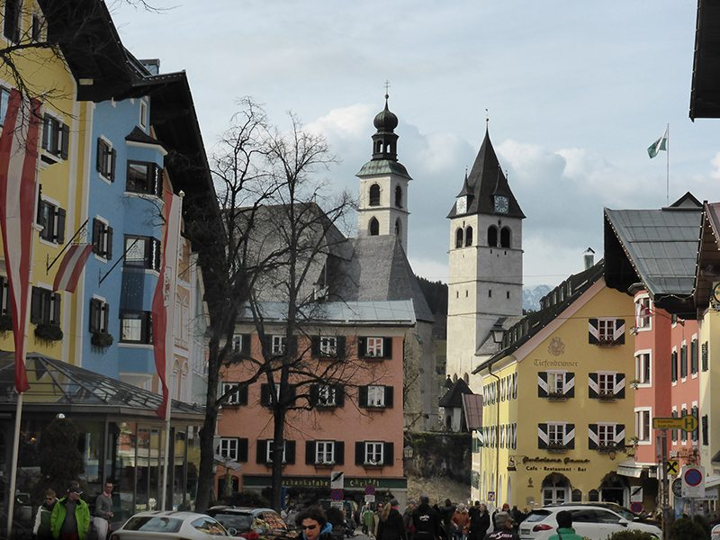 Winter and Summer Activities in Kitzbuhel, Austria