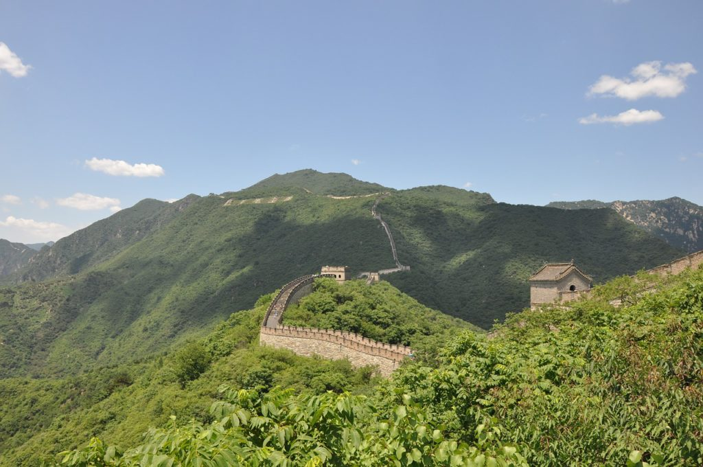 great wall of china 48 Hours in Beijing