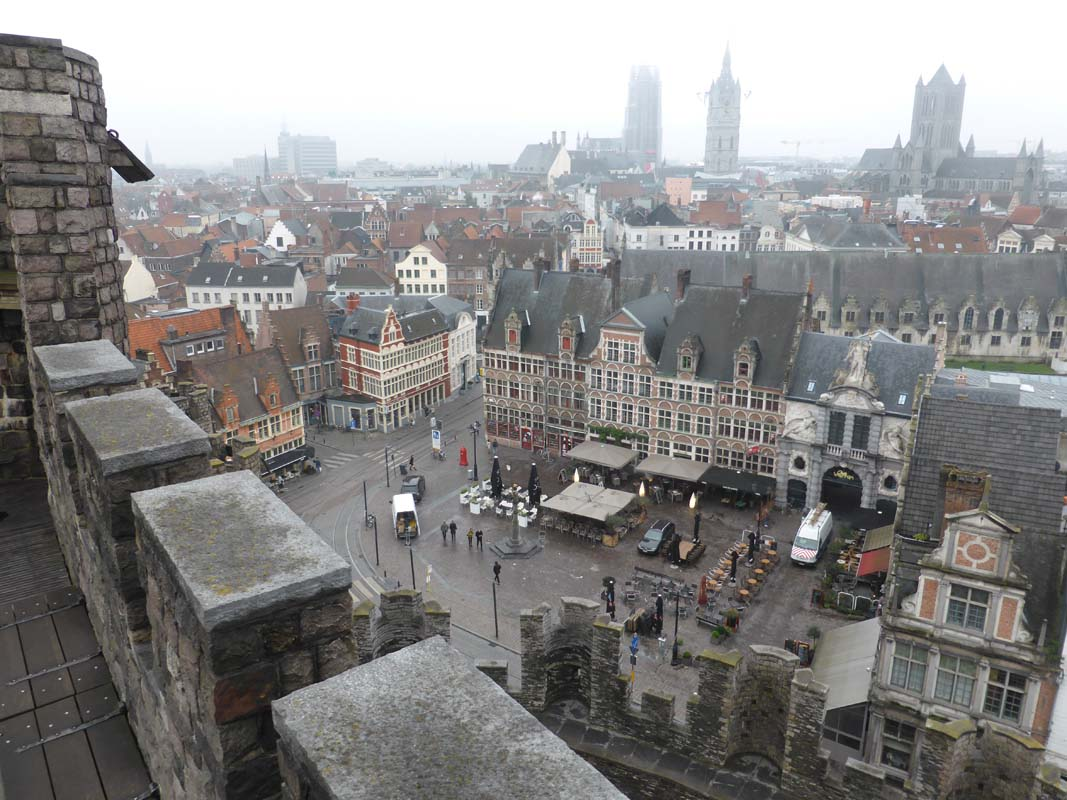 A Short Holiday in Ghent