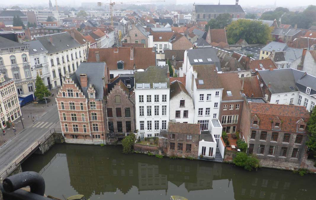 A Short Holiday in Ghent, Belgium