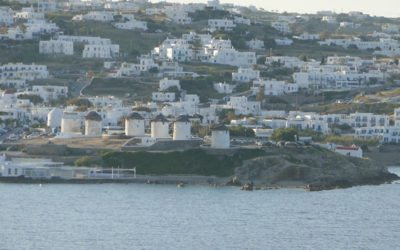 A Short Break on the Greek Island of Mykonos