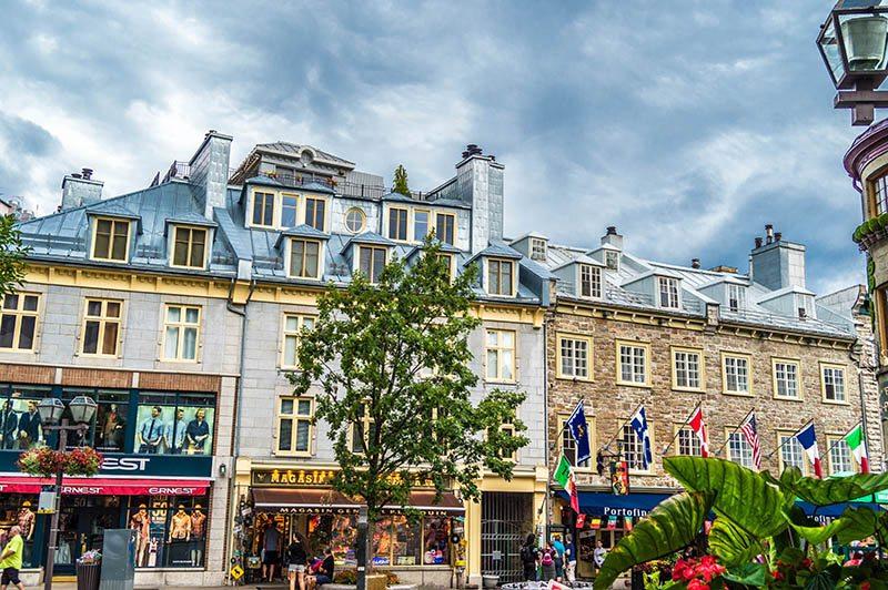 Visit Quebec City