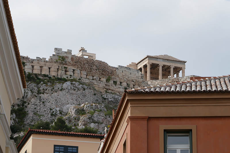 Short Break in Athens