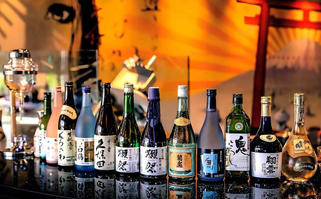 Try An all you can Drink Sake Tour in Tokyo