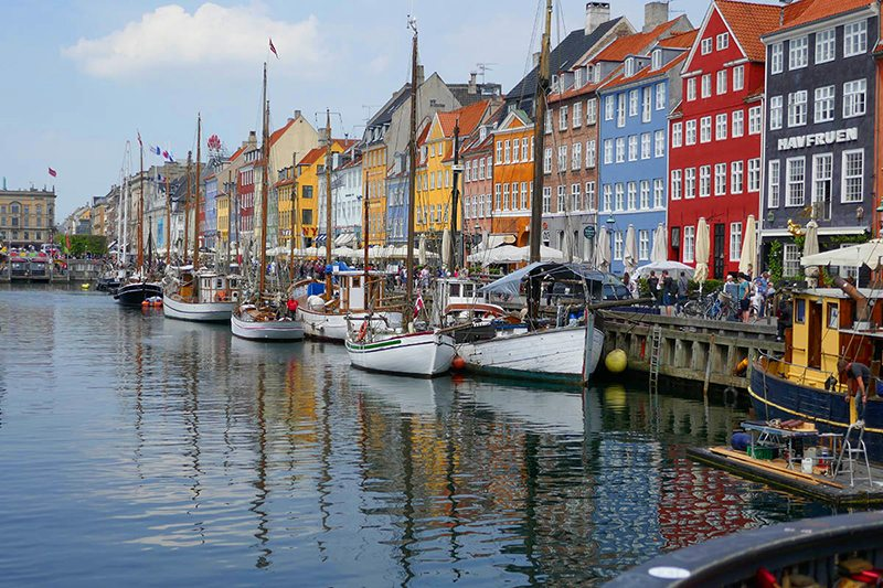 48 Hours in Copenhagen, Denmark for couples