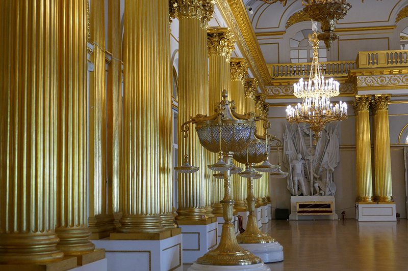 Top-Rated Tourist Attractions in St Petersburg