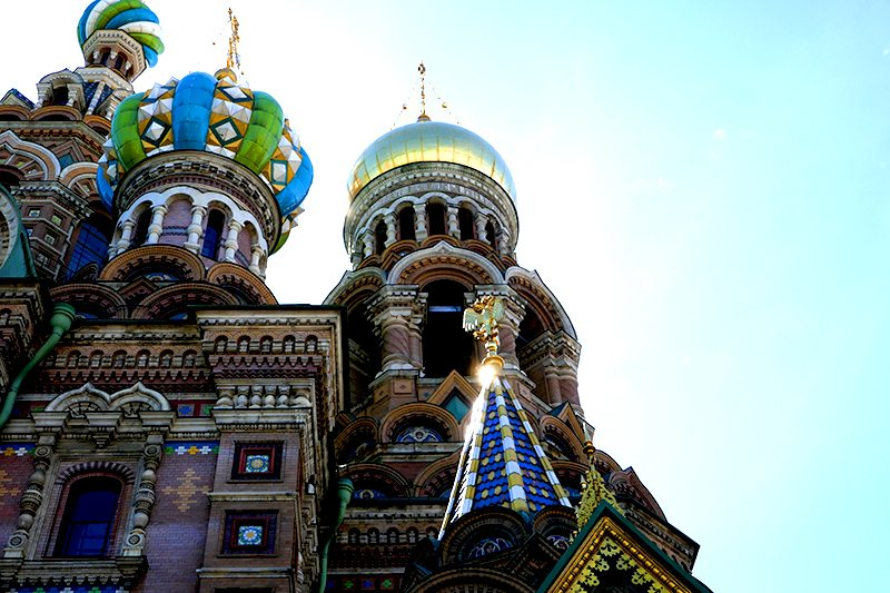 Top-Rated Tourist Attractions in St Petersburg, Russia