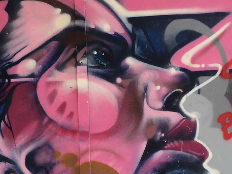 A Guide to Street Art  in Shoreditch, London