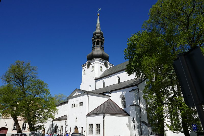 Visit Tallinn in Estonia