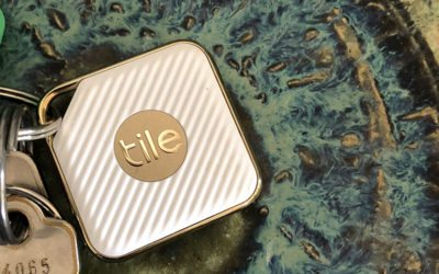 The Best Bluetooth Tracker for finding stuff is Tile.