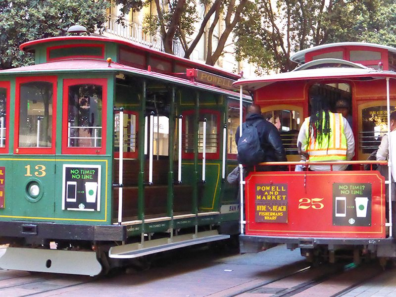 10 Things not to be missed in San Francisco
