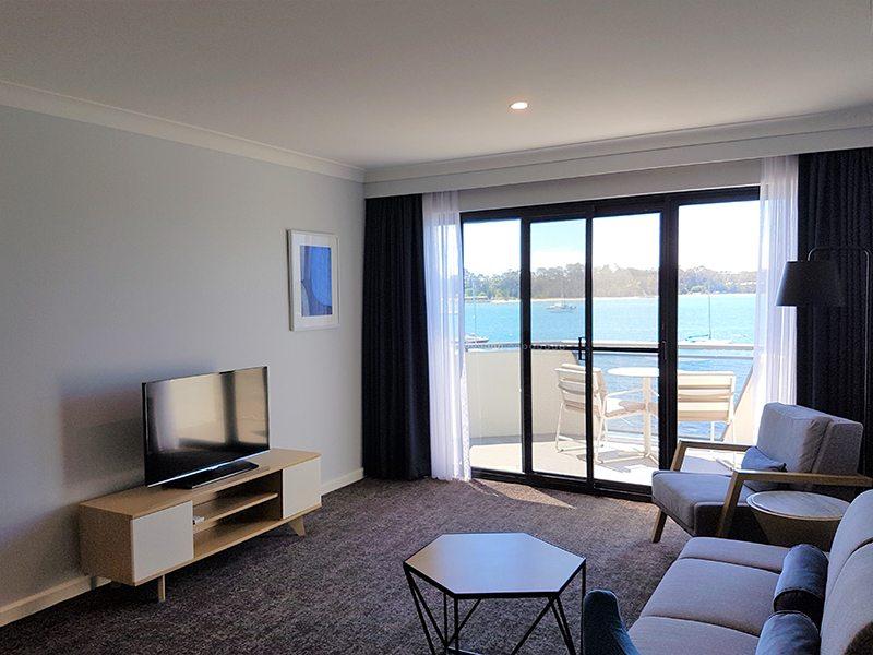 Traditional Australian motels